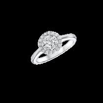 14K Diamond Ring 1/2 ctw