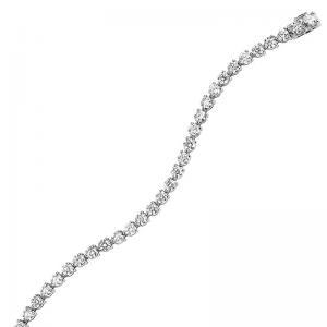 14K Daimond Bracelet 1 ctw